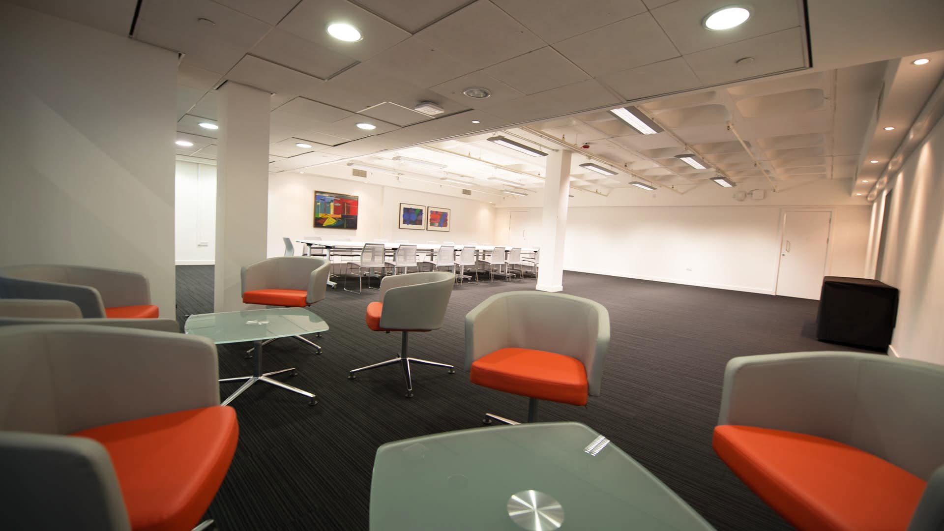 Executive Centre Layout