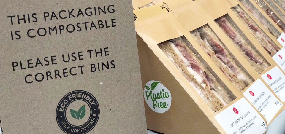 Compostable Catering