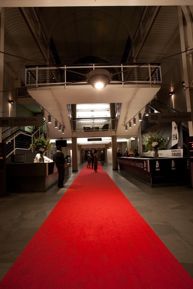 Red Carpet Lobby