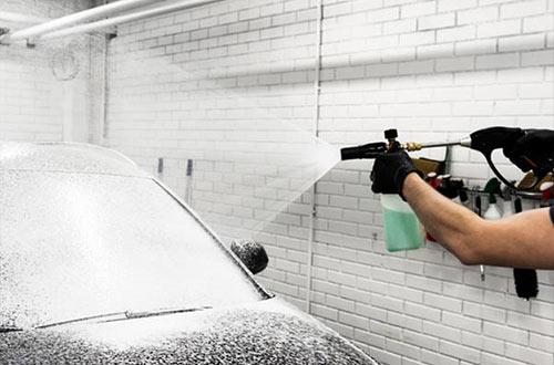 American Car Wash Islington