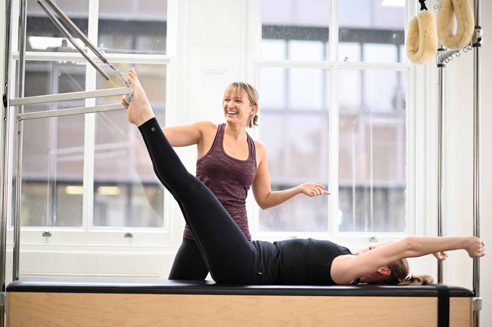 Tenant Focus Complete Pilates
