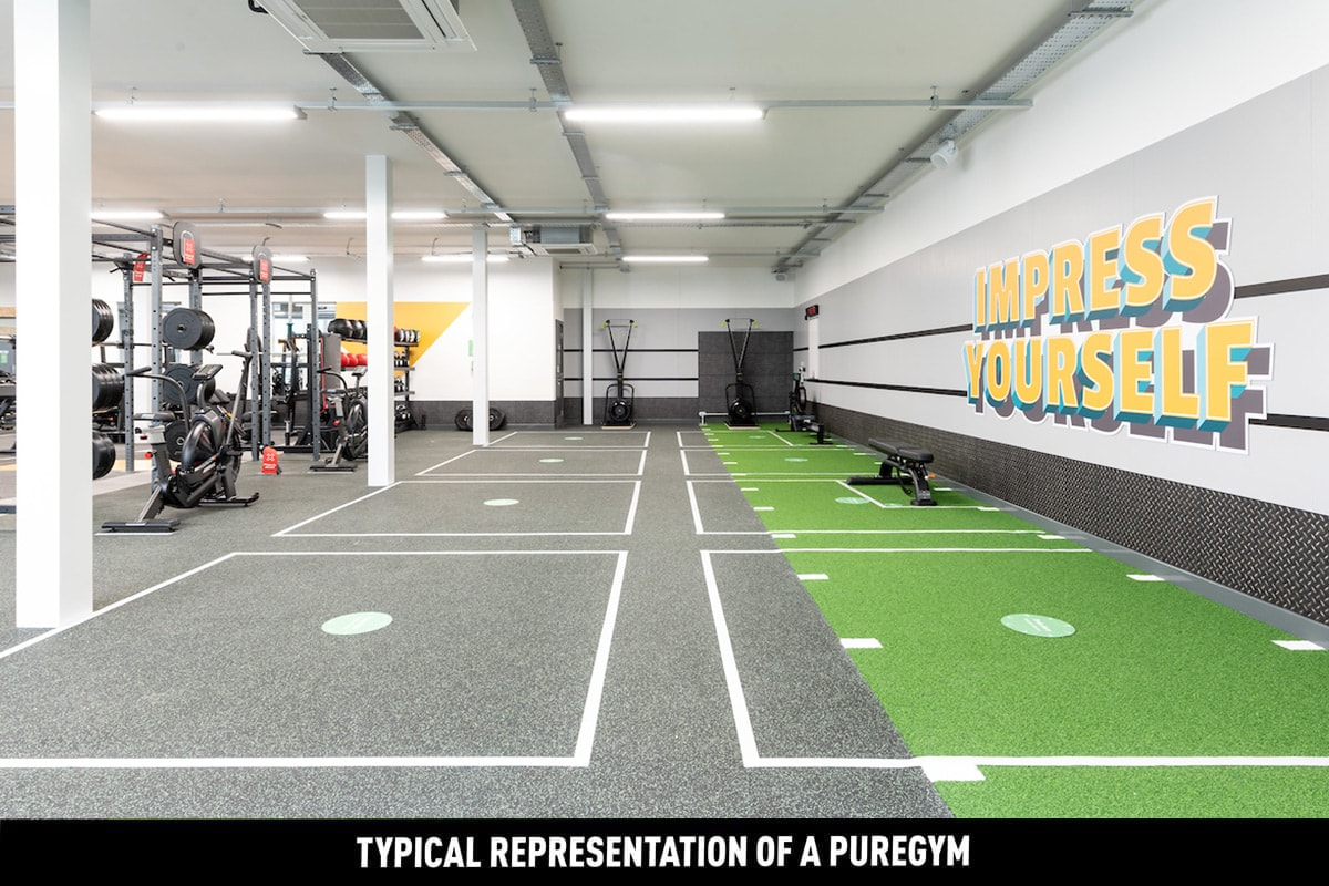 gyms in north london_PureGym