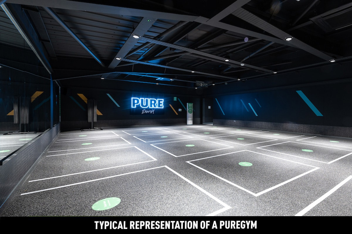 gyms in north london_PureGym 2