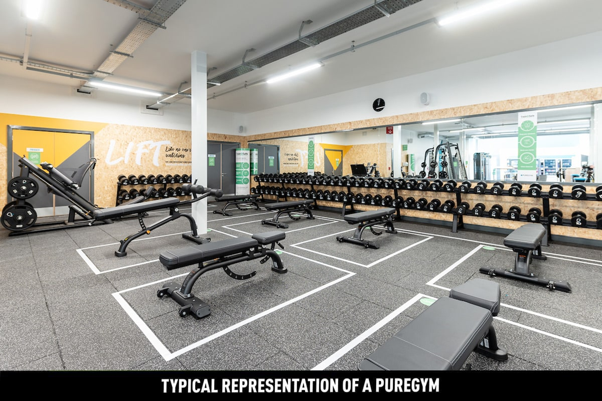 gyms in north london_PureGym 3