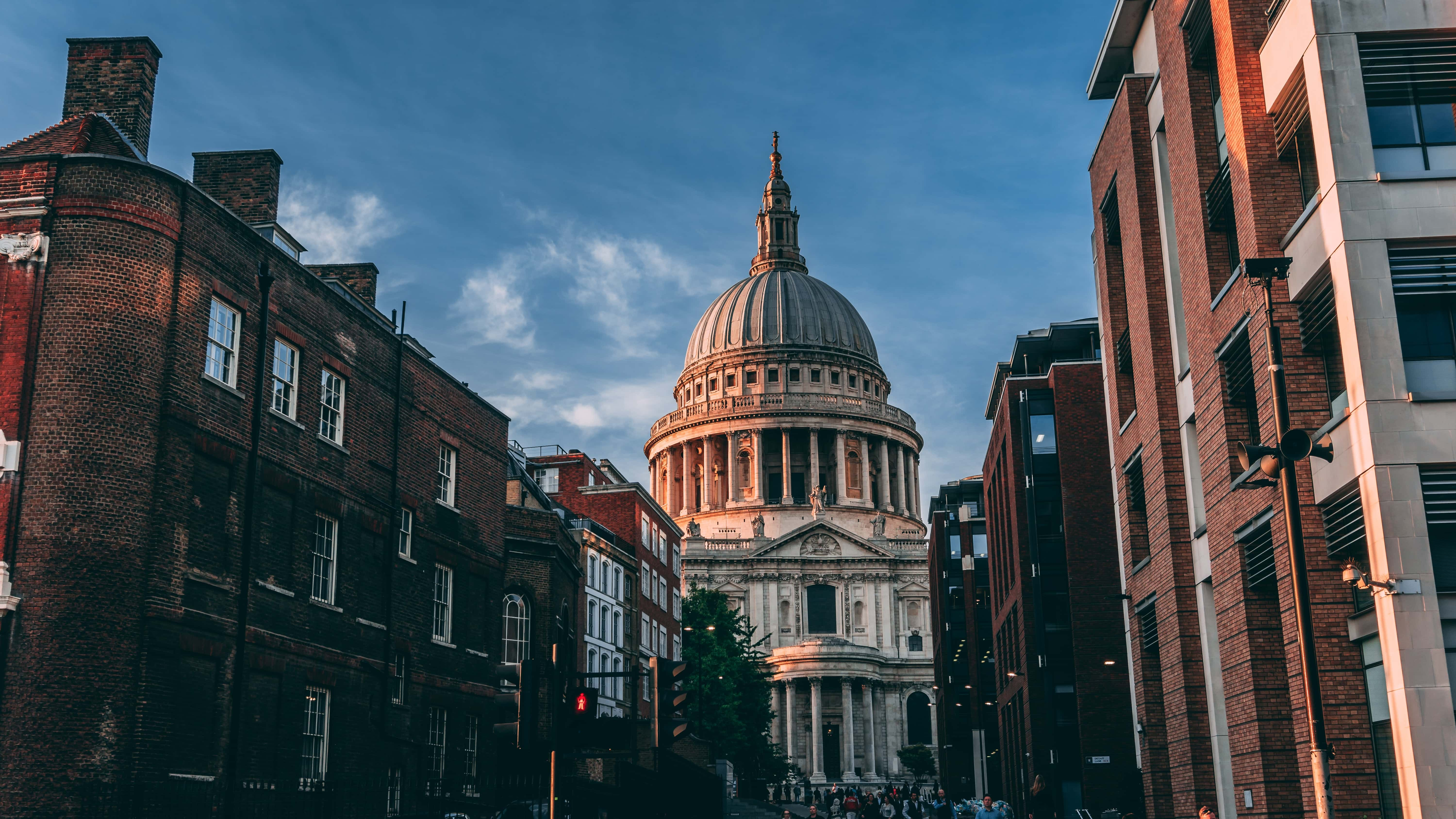 St Paul's Cathedral Famous London Landmarks