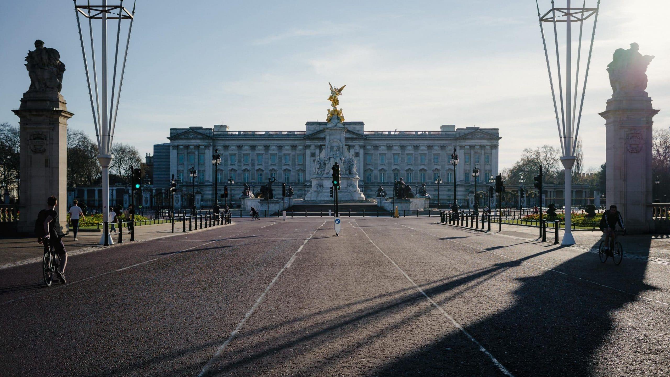 Buckingham Palace Famous London Landmarks