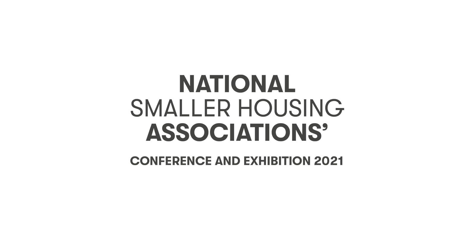 National Housing Federation – National Smaller Housing Associations' Conference and Exhibition 2021