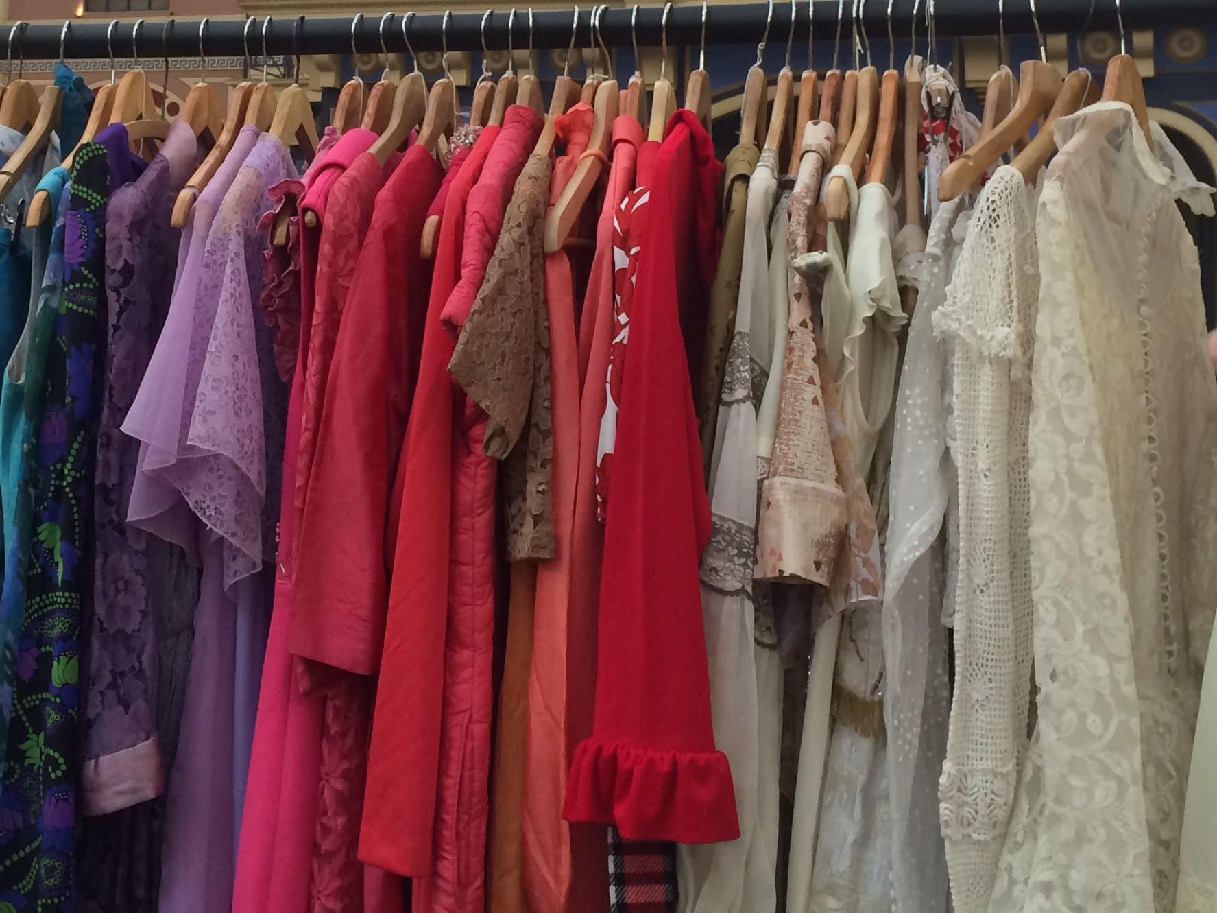 Pop Up Vintage Fashion & Homeware Event
