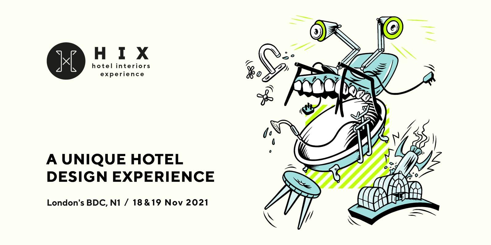 Hotel Interior Experience (HIX)